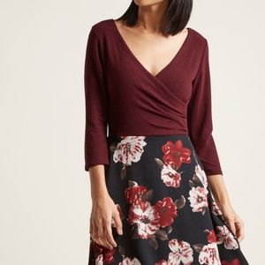 ModCloth Botanical Brunch A-Line Dress NWOT
